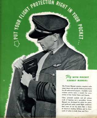 Advertisement for pocket airway manual
