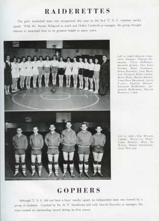 1945 gophers