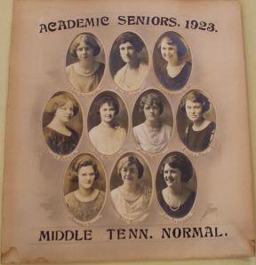 MTN Senior Class Portrait 1923 (2)