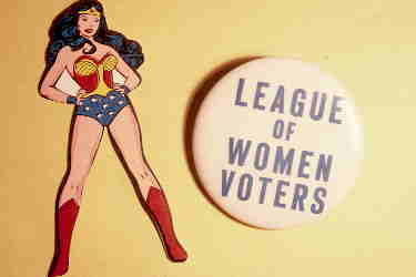 League of Women Voters 1