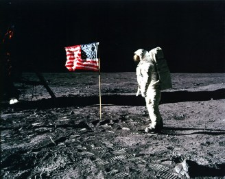 Apollo 11 Buzz Aldrin