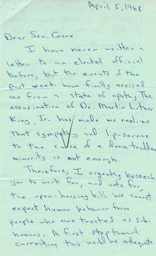 MLK assassination-constituent-mail01