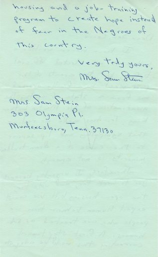 MLK assassination-constituent-mail02